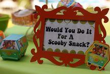 Scooby Dooby Doo Days - Party Ideas