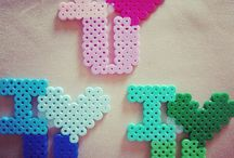 Perler beads / Perler beads