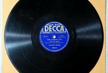Shellac Records (78's)