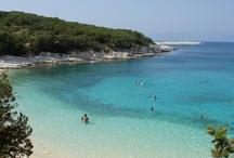 Plaże Grecji