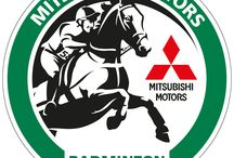 Mitsubishi Motors Badminton Horse Trials 2013 / The Mitsubishi Motors Badminton Horse Trials is a three-day equestrian event, which takes place in April or May each year in the park of Badminton House, the estate of the Duke of Beaufort in Gloucestershire, England. Mitsubishi Motors in the UK is proud to have been its title sponsor since 1992.