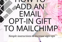 Email Marketing / Email Marketing Strategies to Help Build Your List!