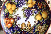 frutti ceramica