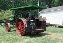 Gas Tractor Shows