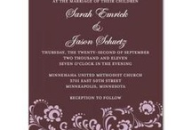 Wedding Invitations And Party Stationary