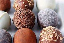 Food : Fudge, Nougat, Truffles etc