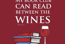 Wine and bookclub