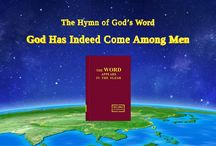 """The Hymn of God's Word """"God Has Indeed Come Among Men""""   The Church of Almighty God"""