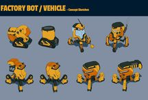bots and sci fi