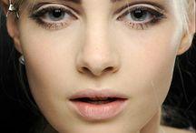 Moodboard sixties makeup