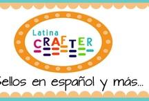 Sellos Latina Crafter