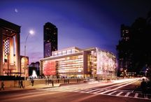 RM 2002 Avery Fisher Hall Competition, Lincoln Center New York, New York 2002 / RICHARD MEIER