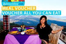 Meals Voucher Bali