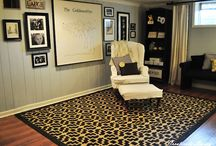 Home Projects: Rug Stenciling