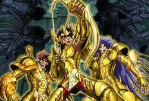 聖闘士星矢  ザロストキャバス 冥王神話