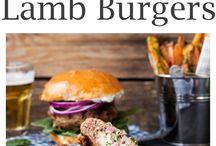 Burger / Yam Yam