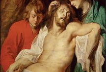 Images of the LAMENTATION of Christ / by Leslie Greene