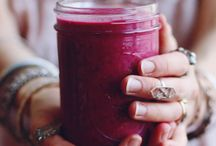 drink // / smoothies, juice & other healthy drinks