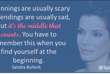 Inspirational Quotes / Inspirational Words of Wisdom