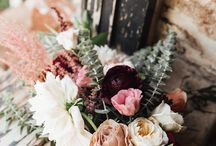 Blush Pink Compote Floral Ideas