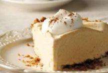 Recipes: desserts + breakfast + smoothies / by Alyssa Setia