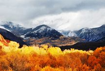 Colorful Crawford, Colordao / Smith Fork Ranch is nestled in a beautiful part of the Western Slop of Colorado and sits at the base of the West Elk Mountain Range. The colors of Crawford, Colorado are not to be missed: http://bit.ly/ColorfulCrawfordCO