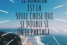 Citations - A Partager