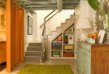 Basement Makeover / by Tami Wyman