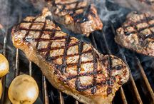 Grilled Meats / Give your food the respect it deserves. TEC's patented gas grilling system cooks with 100% infrared energy. We've totally eliminated the hot air other grills produce that dries out food. The difference? 35% more moisture.