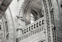 Architecture _ black and white