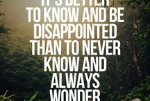 Disappointment / Feeling disappointed? we hope this might help!