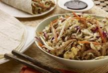 Asian Foods / by Jennifer Grissom