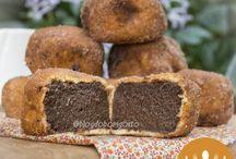 Bolos / Bolinhos / Biscoitos / Cupcakes / Confira algumas receitas doces e dicas de panificação.