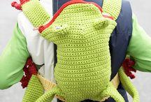 Crocheted Bears & ...