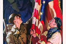 Vintage War Posters / by Anne Nichols