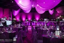 Purple Weddings & Events