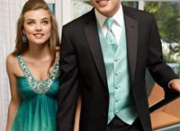Homecoming / Whether you are looking to rent or purchase a Suit or Tuxedo, John's Tuxedos is here to help.  Our team of trained staff is ready to assist you in matching your date's color and choosing the perfect style tuxedo for your Homecoming dance. John's Tuxedos has the latest styles of tuxedos, suits and accessories. All of our inventory is in-stock and alterations are done onsite, this allows us to find the proper size and alter your suit for a perfect fit.