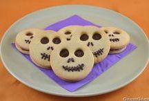 biscotti per hallowen