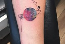 Saturn Tattoo