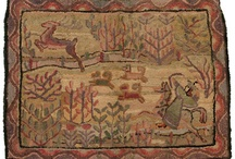 Rug Hooking Antique / by Sylvia Gauthier