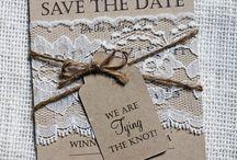 wedding invtes