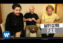 Biffy Interview...