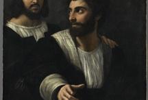 Raffaello Sanzio / Urbino 1483 - Roma 1520.   Raffaello, Raffaello Sanzio, Raffaello Santi, Raffaello de Urbino, Rafael Sanzio de Urbino, Raffael