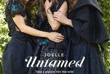 JOELLE UNTAMED