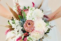 Wedding flower ideas!