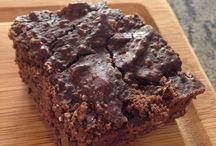 My sweet tooth / Recipes / by Sara Pranger