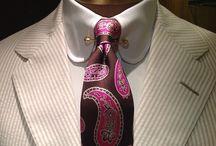 Vestimenta Maculina: Corbatas