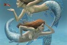 Mermaids r so beautiful.... / by Vanessa Carire