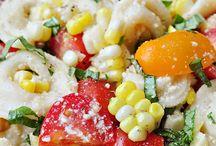 CSA Recipe Box / Fresh veggies galore