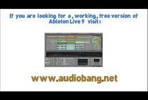 Ableton live 9 free download. It works!